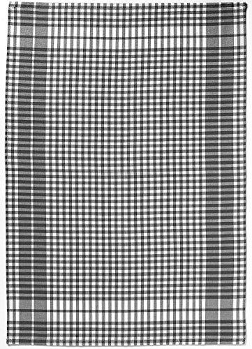 Winkler - Torchon Petits Carreaux – 50x70cm - 100% coton absorbant - Serviette à vaisselle, chiffon de nettoyage, lingette de séchage – Design intemporel, traditionnel