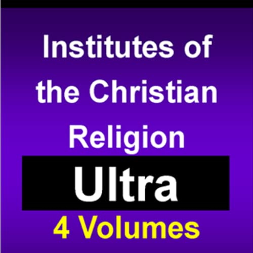 Institución de la Religión Cristiana (ULTRA), 4 volúmenes por Juan Calvino