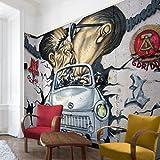 Apalis Vliestapete 1989 Fototapete Breit | Vlies Tapete Wandtapete Wandbild Foto 3D Fototapete für Schlafzimmer Wohnzimmer Küche | mehrfarbig, 94877