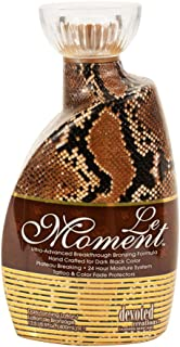 Devoted Creations LE MOMENT Bronzing Tanning Bed Lotion, 13.5 ounces