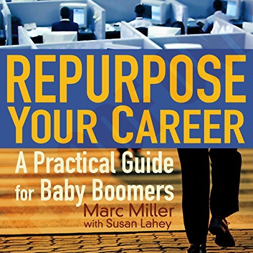Repurpose Your Career audiobook cover art