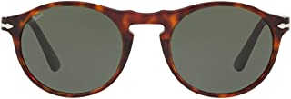 Luxury Fashion | Persol Mens PO3204S2431 Brown Sunglasses | Fall Winter 19