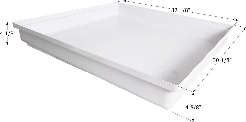 ICON 12873 Financial sales sale Spasm price Shower Pan SP300-32-1 8