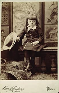 Little Lord Fauntleroy Nchild Actor Wally Van In The Title Role Of A Late 19Th Century New York Theatrical Production Of L...