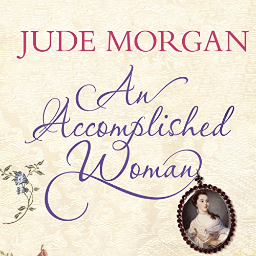 An Accomplished Woman audiobook cover art