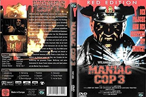 Maniac Cop 3 Der Falsche Arm des Gesetzes ist zurück!