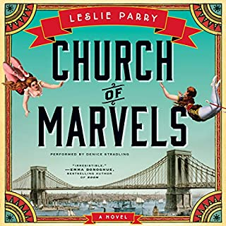 Church of Marvels audiobook cover art