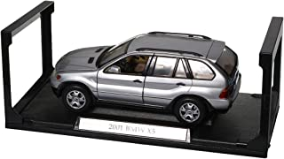 Motormax 1:24 Bmw X5 Die Cast Model - Silver