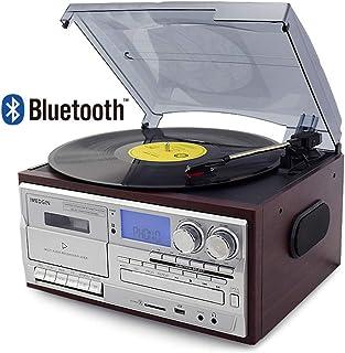 Amazon.es: tocadiscos cd - Equipos de audio y Hi-Fi: Electrónica