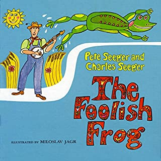 The Foolish Frog audiobook cover art