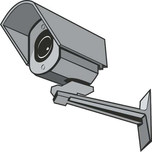 Motion Detector Camera / Motion Activated Security Camera
