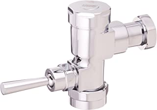 American Standard 6047.525.002 Exposed Manual Flowise 1.28 Gpf Toilet Bowl Flush Valve Only for Retrofit, Polished Chrome