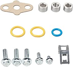 Maxon Auto Corporation Turbo Hardware Install Kits Orings Bolts Fit For 03-10 Ford 6.0L Powerstroke Diesel