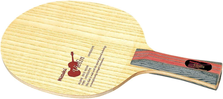 Nittaku (Nittaku) Table Tennis Racket Violin Shake Hand Attacks for Five Plywood Flare NE-6757