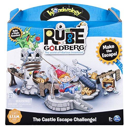 Rube Goldberg - The Castle Escape Challenge