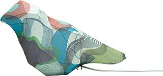 Alessi PP01 3 I love 动物:Cillioptical 灯由涂色弹力材料制成,具有结构-钢。 白色弹力织物替换套。 LED 灯(发光二极管),1 瓦和 12 伏