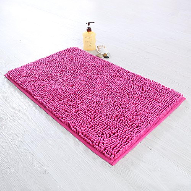 tienda hace compras y ventas TS-nslixuan Alfombrilla de bao mat mat mat agua,Mae agua,Mae agua,Mae rojo,50x80cm.  marcas en línea venta barata