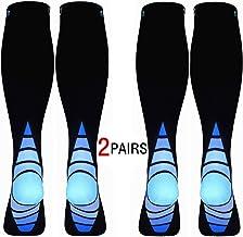 Calves Kelson (2 Pairs) Compression Socks/Stockings for Men