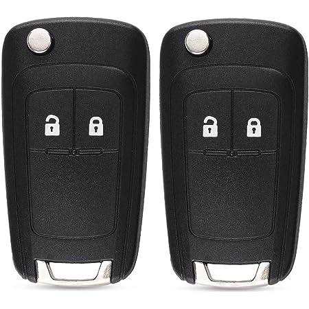 Klapp Schlüssel Gehäuse Funkschlüssel Fernbedienung 2 Elektronik