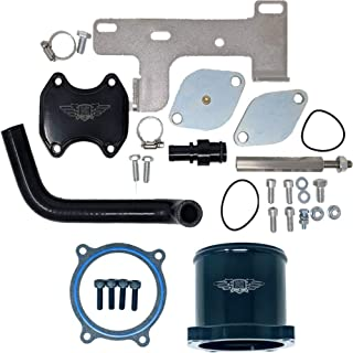 MKING EGR Valve and Throttle Valve Kit - Dodge Cummins 6.7 6.7L 2010-2017 - DK Engine Parts (2010-2017 W/TVD)