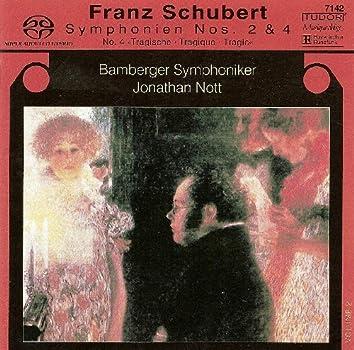 Schubert, F.: Symphonies, Vol. 2 - Nos. 2, 4