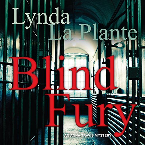 Blind Fury audiobook cover art