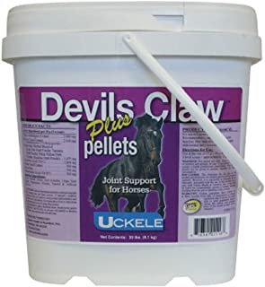 Uckele Devils Claw Plus, Pelleted Formula, 5 lb