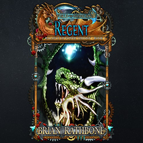 Regent audiobook cover art