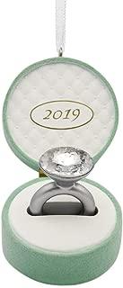 HMK Hallmark Engagement Dated 2019 Tree Trimmer Ornament