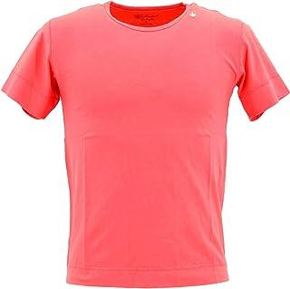 2020年春夏 国内正規品 SWEEP!! LosAngeles スウィープ ロサンゼルス メンズ コットン 半袖 クルーネックTシャツ CREW SWFJCRW-07 PINK2(ピンク)