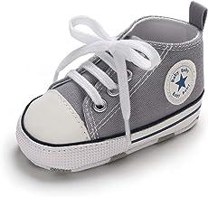 کفشهای بوم پسرانه دخترانه کفش بوم ، کفش ورزشی توری پیراهن تازه نوزاد اول کفش واشر اولکر واکر (0 تا 18 ماه)