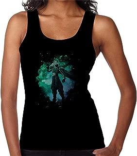 JYSDZSE Soul of The Meteor Cloud Strife Final Fantasy VII Women's Vest
