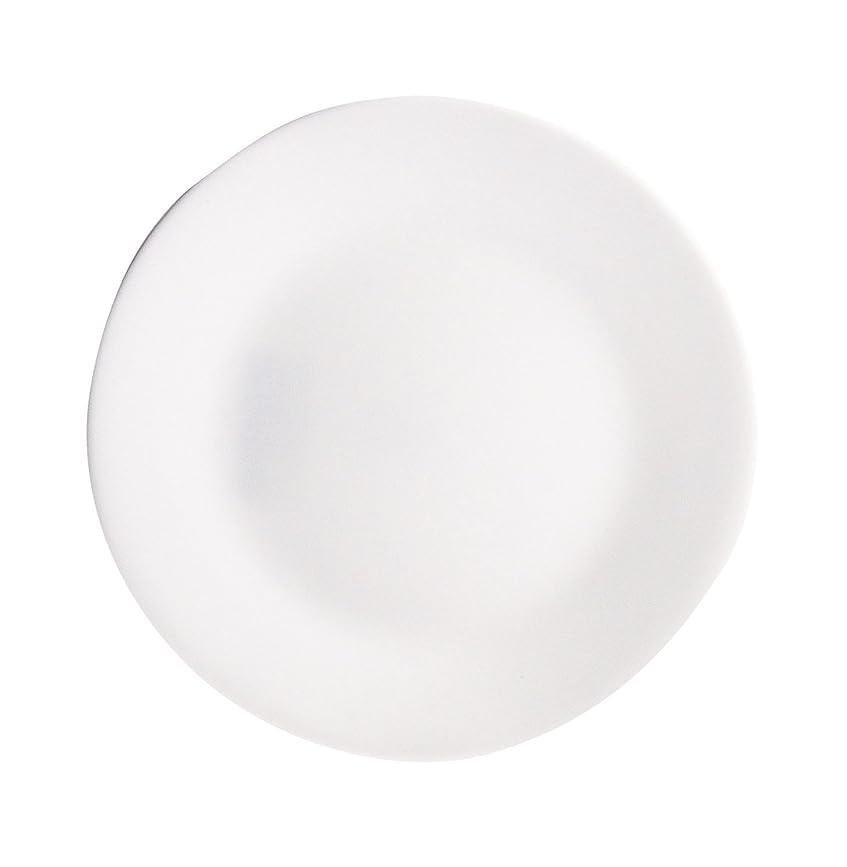 予防接種するヒロイン熟すコレール プレート 皿 外径17cm 割れにくい 軽量 ウインターフロストホワイト 小皿 J106-N CP-8908