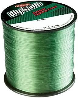 300 Yards 0.015 Diameter 12 lb Breaking Strength Low-Vis Green Trilene XT Monofilament Line Spool