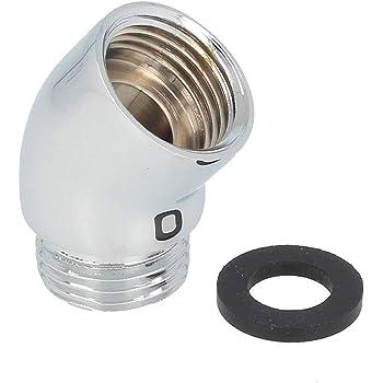 Electro dh m94226/ /Gomito doccia ABS cromato