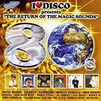 I Love Disco 80's Vol.2