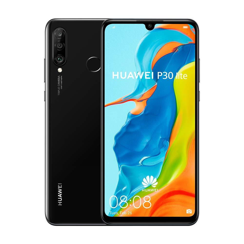 huawei p30 lite 128gb 4gb ram 6 15 display ai triple camera 32mp selfie dual sim global 4g lte gsm factory unlocked mar lx3a international