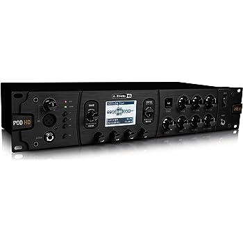 Line 6 マルチエフェクトプロセッサー POD HD Pro X