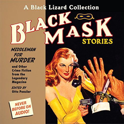 Black Mask 11: Middleman for Murder cover art