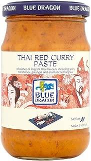 Blue Dragon Thai Red Curry Paste (285g)