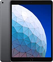 Apple iPad Air (10.5-Inch, Wi-Fi + Cellular, 64GB) - Space Gray (3rd Generation) (2019) (Renewed)