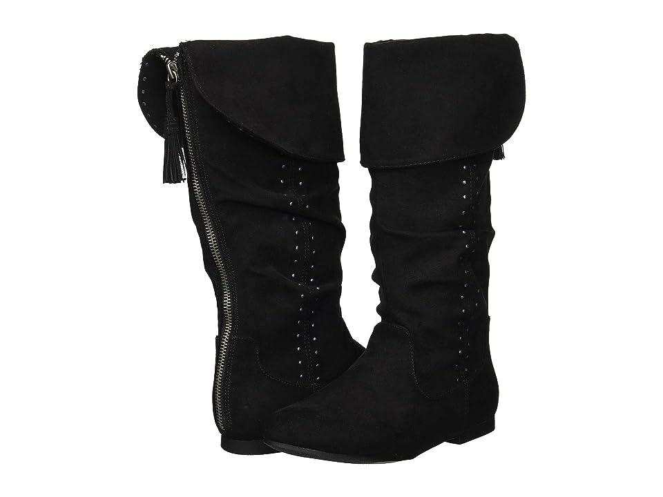 Nina Kids Gem (Toddler/Little Kid/Big Kid) (Black) Girls Shoes