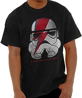 Ground Control Space Wars Movie Galaxy T Shirt Tee