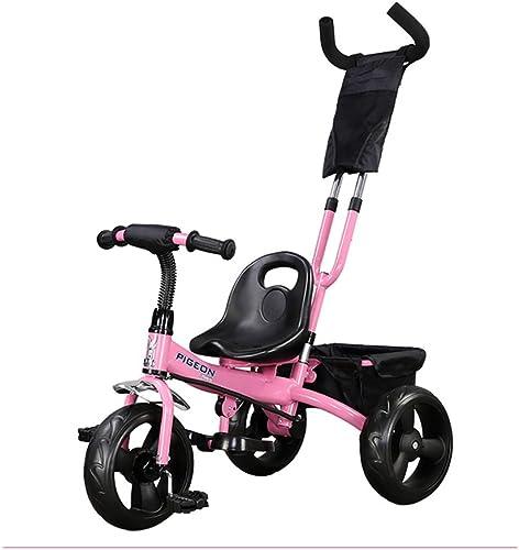 Kinder Fahrrad Klapprad 2-6 Jahre alt, Kinderwagen