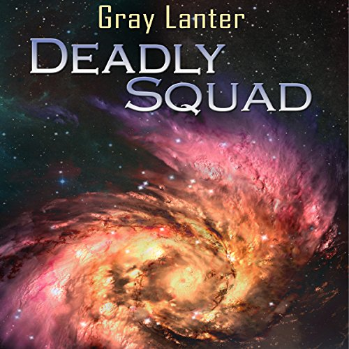 Deadly Squad audiobook cover art
