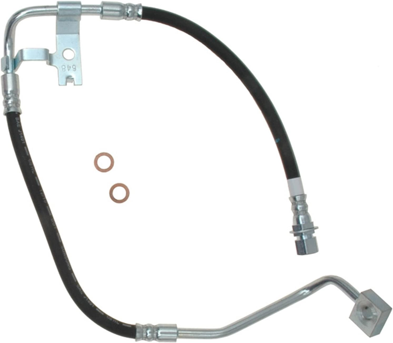 Max 48% OFF ACDelco Ranking integrated 1st place Professional 18J4520 Front Driver Hydraulic Brake Side H