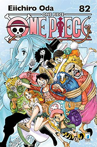 One piece. New edition (Vol. 82)