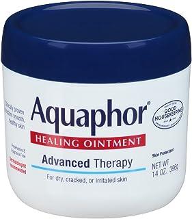 Aquaphor Healing Ointment 14 Ounce Jar (414ml) (2 Pack)