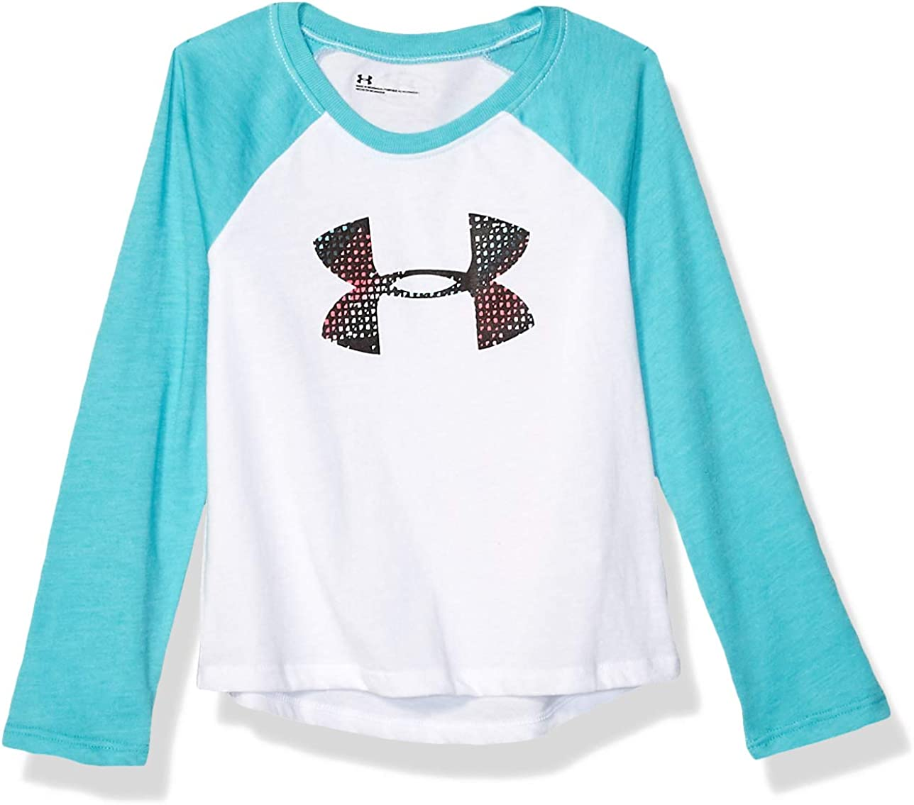 Under Armour Girls' Max 44% OFF Heart Limited price LS UA