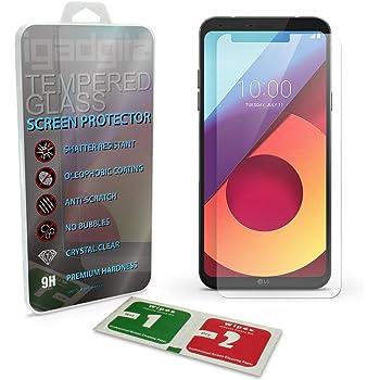 ELECTRÓNICA REY Protector de Pantalla para LG Q6 / Q6 Alpha / Q6 ...